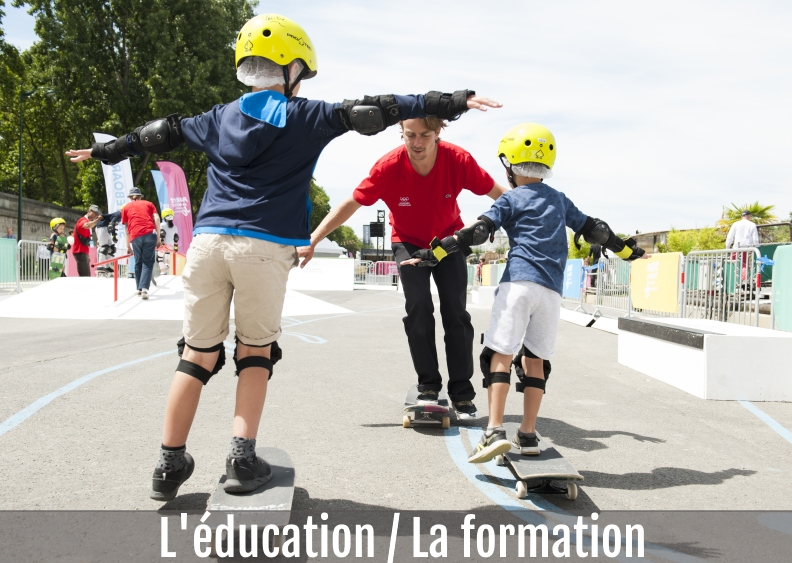 Education - Formation